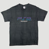 2000 Playstation 2 Launch Logo T-Shirt