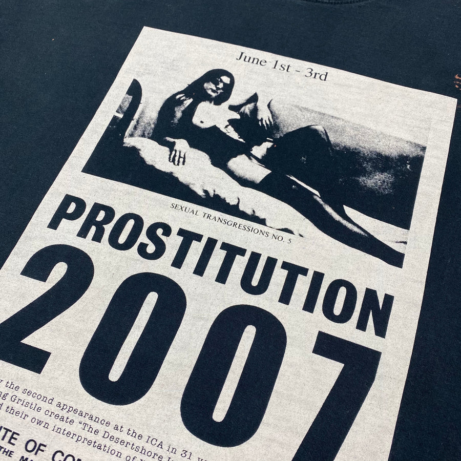 2007 TG/COUM Transmission 'Prostitution' T-Shirt