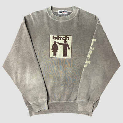 Mid 90's Bitch Skateboards Sweatshirt