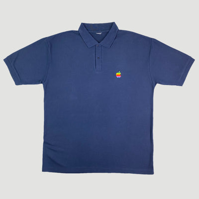 Mid 90's Apple Polo Shirt