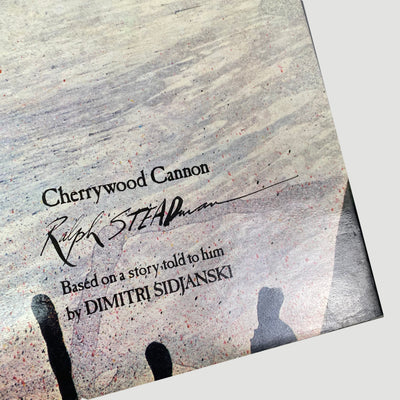 1978 Ralph Steadman 'Cherrywood Cannon'