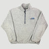 00's Microsoft Staff Zip Fleece