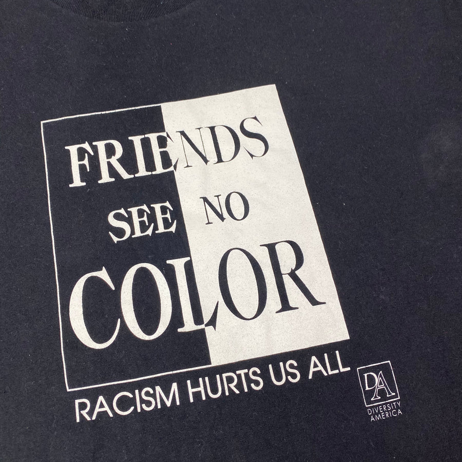 90's 'Racism Hurts Us All' T-Shirt