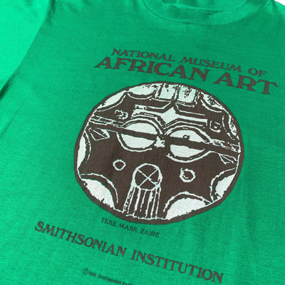 1981 National Museum Of African Art T-Shirt