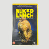 1992 Naked Lunch VHS
