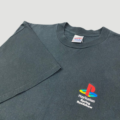 Mid 90's PlayStation Spring Roadshow T-Shirt