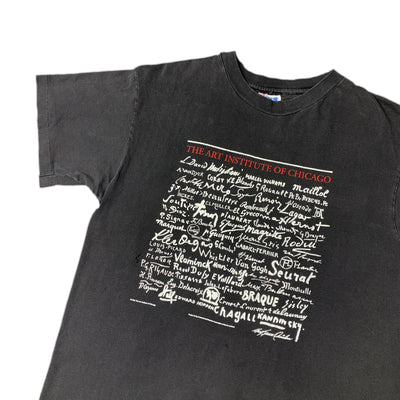 1984 Art Institute Of Chicago T-Shirt