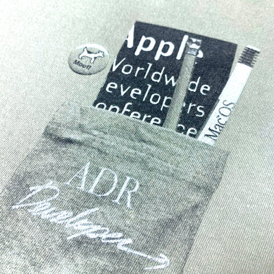 Mid 90's Apple ADR Developers T-Shirt