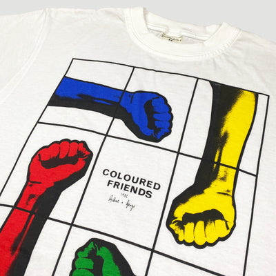1999 Gilbert & George 'Coloured Friends' T-Shirt (Boxed)