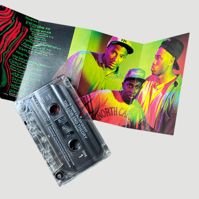 1991 A Tribe Called Quest ‎'The Low End Theory' Cassette