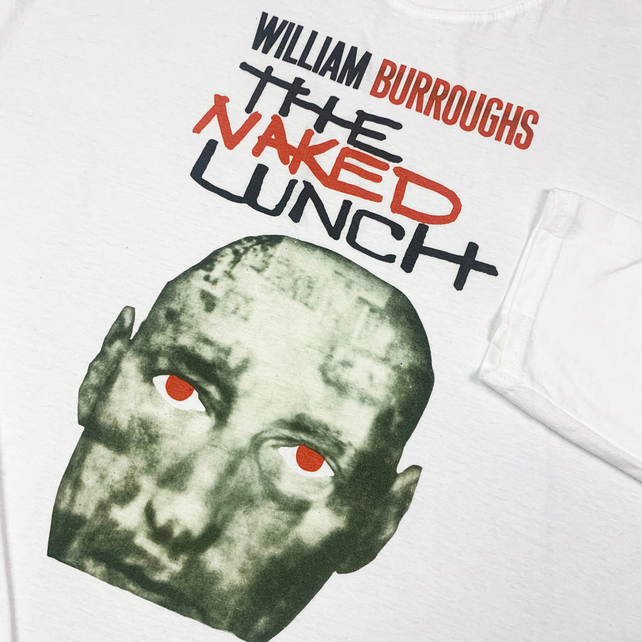 2010's William Burroughs 'The Naked Lunch' Long Sleeve T-Shirt