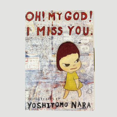 2004 Yoshitomo Nara 'Oh My God I Miss You' Postcard Boxset