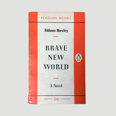 1955 Aldous Huxley 'Brave New World'