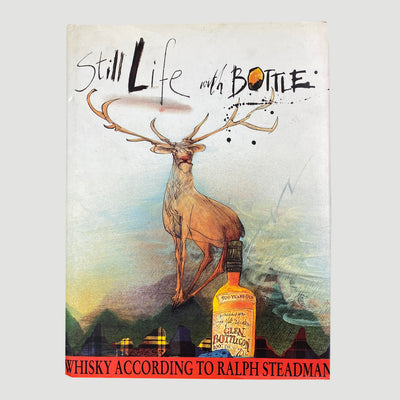 1994 Ralph Steadman 'Still Life with Bottle: Whisky According to...'