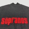 Late 90's The Sopranos Wool Bomber Jacket