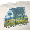 90's Claude Monet 'Poppy Field' T-Shirt