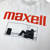 Early 90's Maxell Promotional T-Shirt