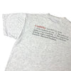 Early 90's Microsoft Usability Group T-Shirt