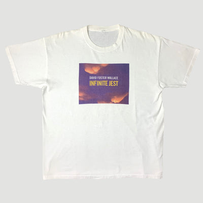 00's David Foster Wallace 'Infinite Jest' T-Shirt