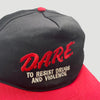 Early 90's D.A.R.E. Snapback Cap