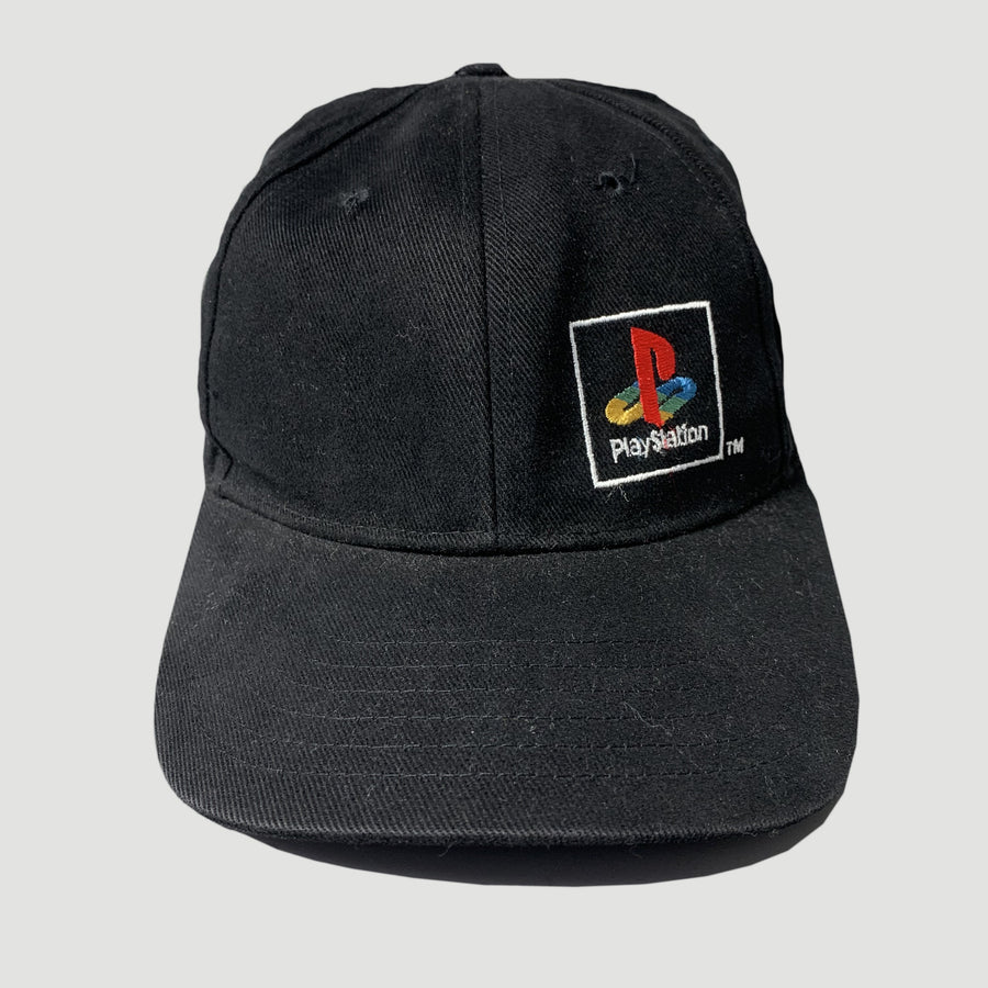 1994 PlayStation Classic Logo Cap (Bagged)