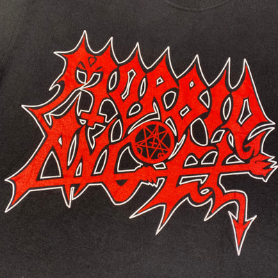 2001 Morbid Angel 'Thy Kingdom Come' T-Shirt