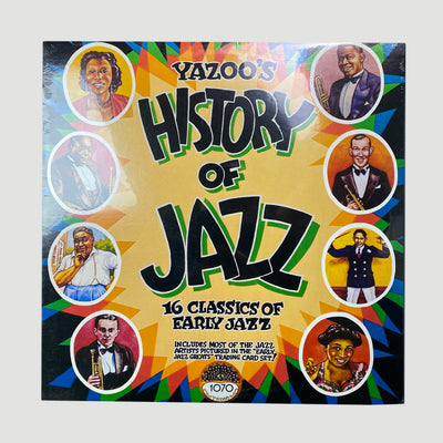 1984 'Yazoo's History of Jazz' LP