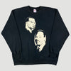 Early 90's Malcolm X and MLK Jr. Sweatshirt