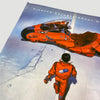 2001 Akira Re-Release Cinematic Rolled Poster
