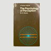 1971 M.D. Vernon 'The Psychology of Perception'
