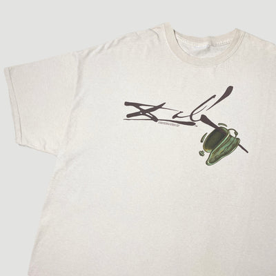 Late 90's Salvador Dali Signature T-Shirt