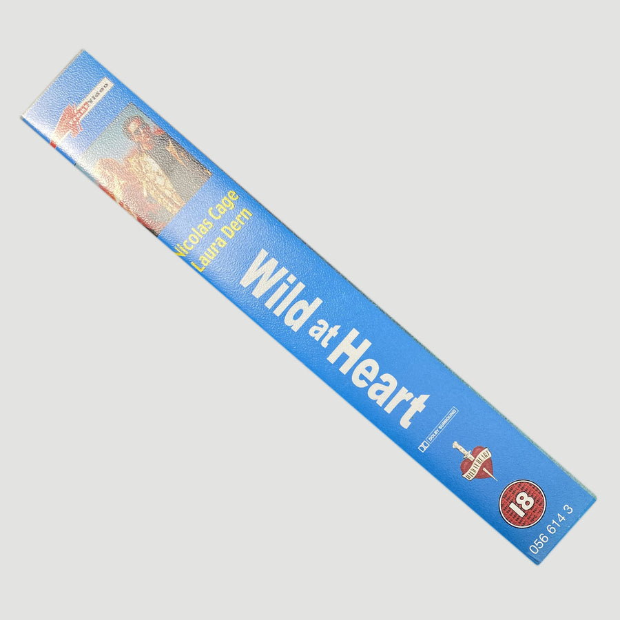 1998 Wild at Heart VHS