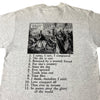 Early 90's Julius Caesar Portrait T-Shirt
