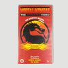 1995 'Mortal Kombat: The Journey Begins' VHS