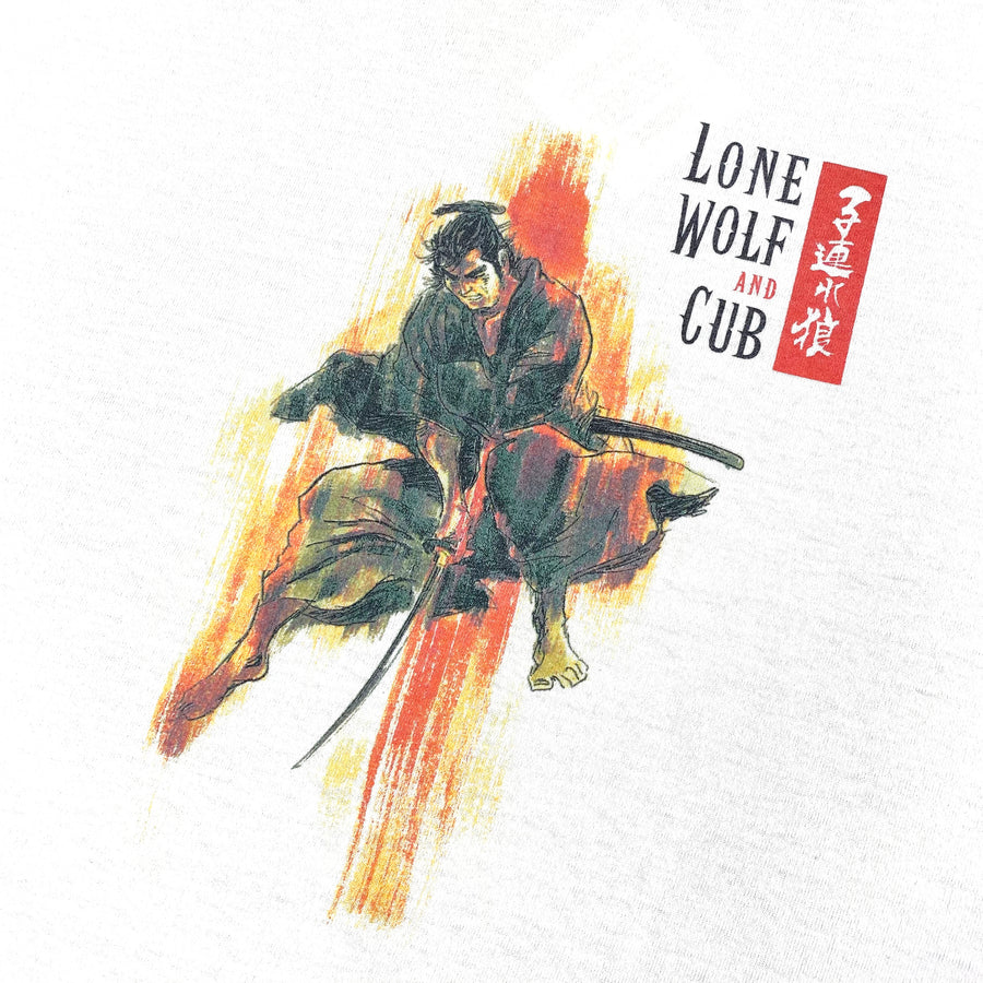 Early 00's Dark Horse 'Lone Wolf And Cub' T-Shirt