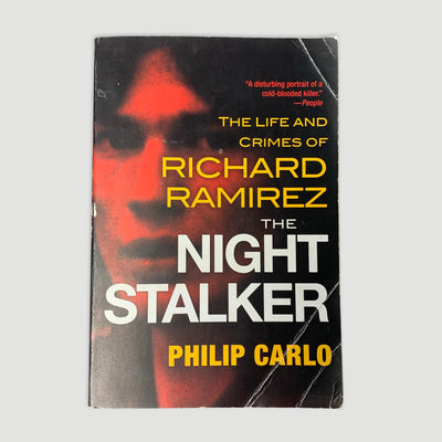 2016 Philip Carlo 'The Night Stalker' Paperback