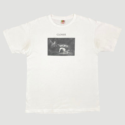 Late 90's Joy Division 'Closer' T-Shirt