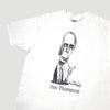 Early 90's Jim Thompson Largely Literary T-Shirt