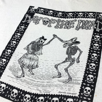 1990 Day of the Dead T-Shirt
