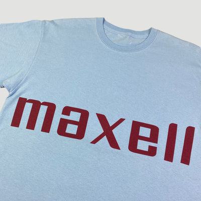Late 90's Maxell Promotional T-Shirt