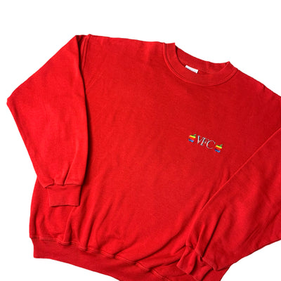 Mid 90's Apple VFC Logo Sweatshirt