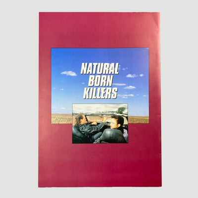 1994 'Natural Born Killers' Japanese Program