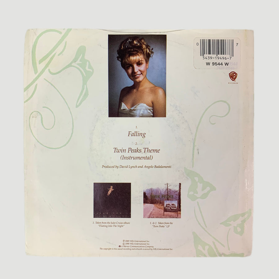 1990 Julee Cruise 'Falling' (The Theme from Twin Peaks) 7""