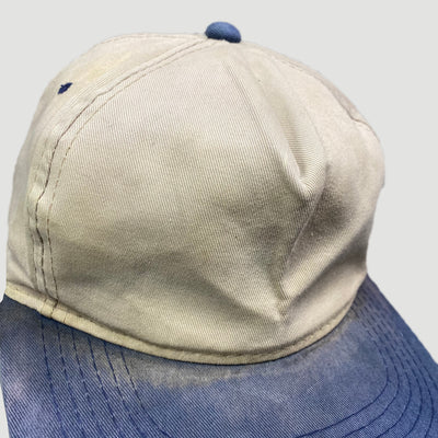 90's Basic Faded Snapback Cap