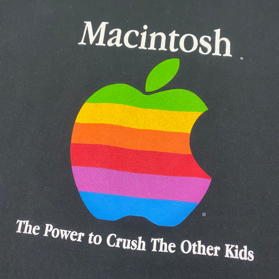 Mid 90's Apple 'Power to Crush the Other Kids' T-Shirt