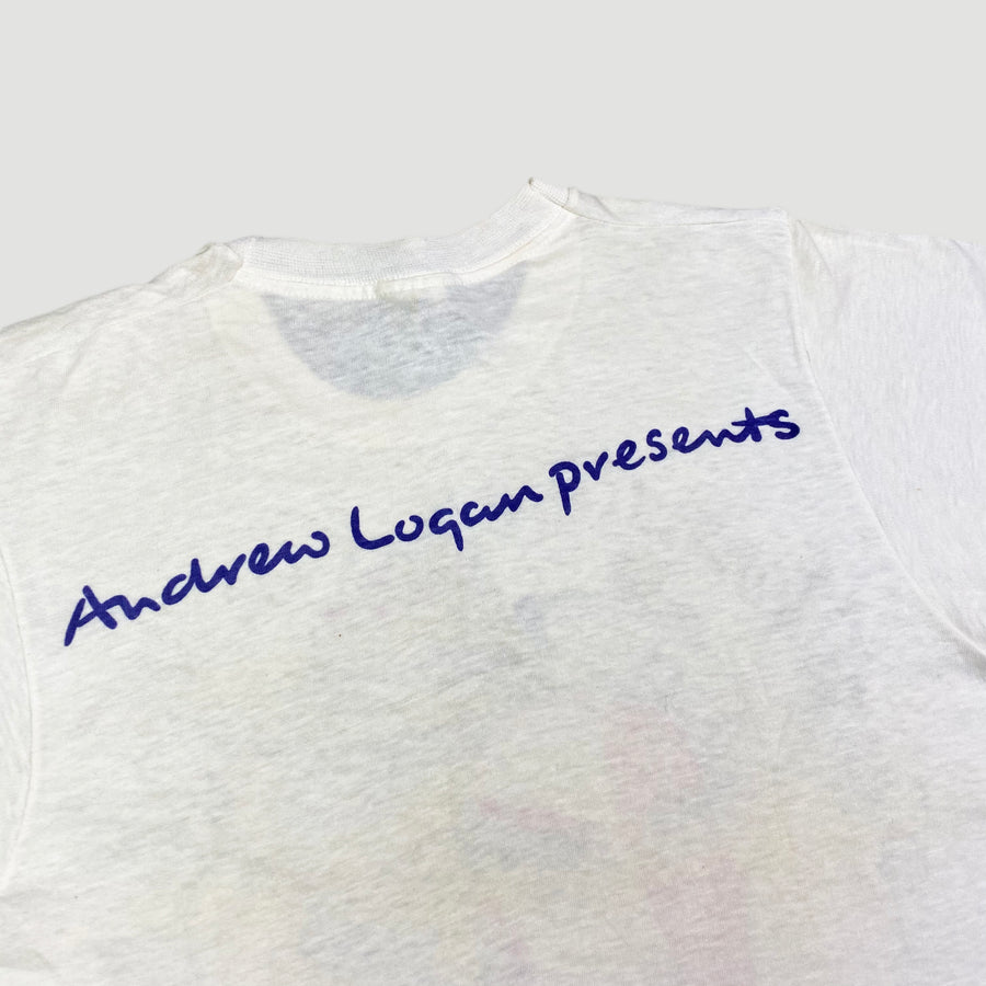 1981 Andrew Logan's Alternative Miss World T-Shirt
