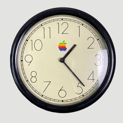 80's Apple Computers Wall Clock