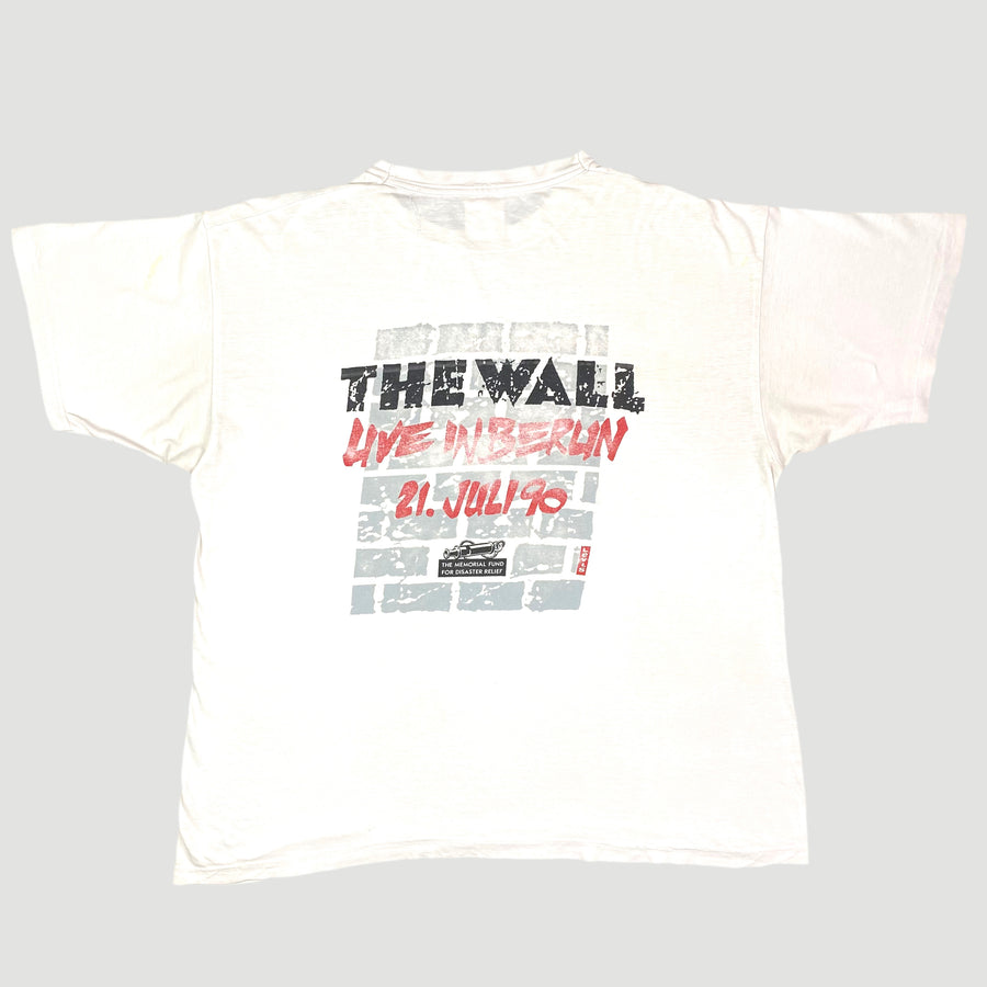 1990 Pink Floyd 'The Wall' T-Shirt