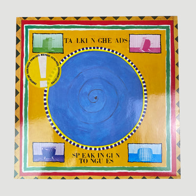 1983 Talking Heads 'Speaking In Tongues' LP