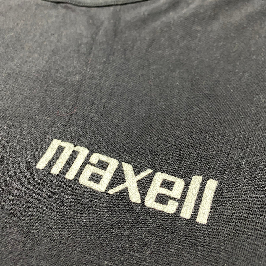 90's Maxell Promotional T-Shirt